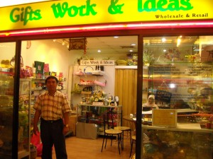 The Gift Work & Ideas at Golden Landmark